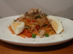 Egg and Rice Vermicelli Stir-Fry
