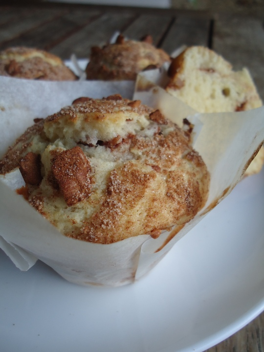 Cinnamon Layer Muffin 2