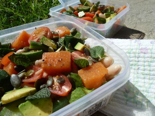 Cannellini Bean Salad 2