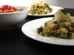 Asparagus & Saffron Risotto