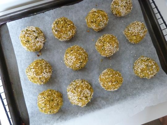 Millet & Quinoa Balls