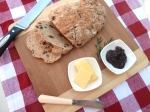 Rosemary & Sultana Soda Bread