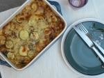 Mushroom & Zucchini Strata
