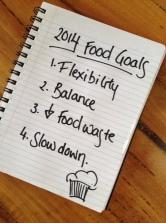 Food Goals