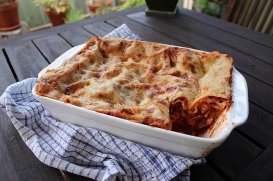 Sasha's Ultimate Lasagne