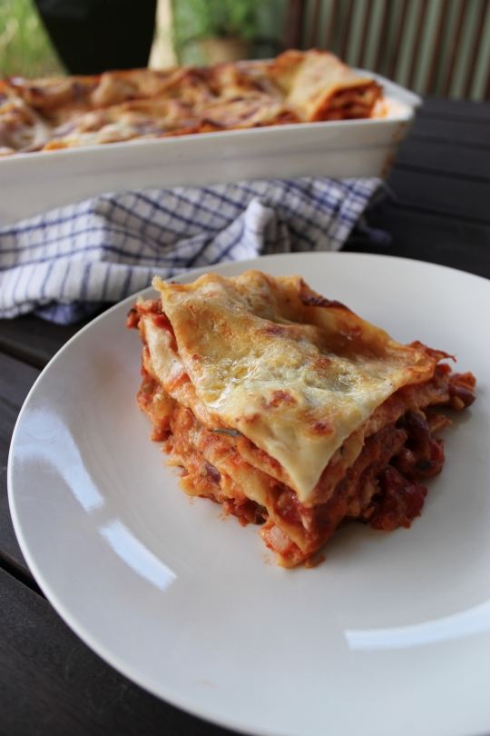 Sasha's Ultimate Lasagne