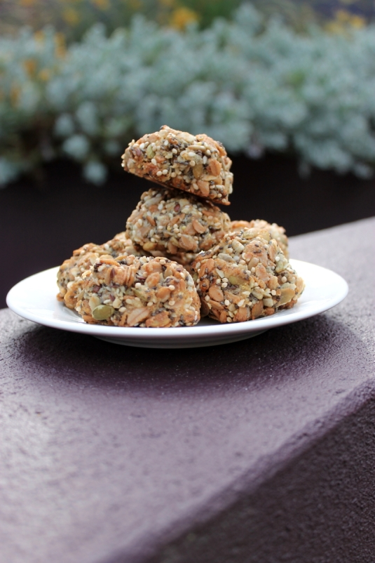 5 Super Seeds Cookies