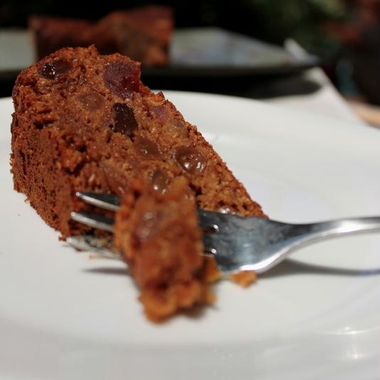 Sugar-Free Fruitcake