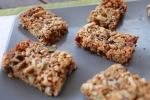 Peanut Butter Booster Bars