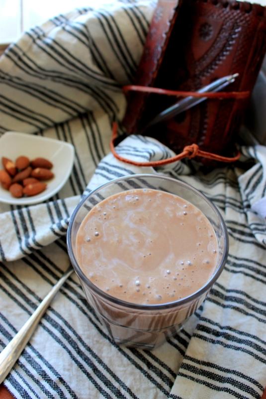 Choco-Banana Smoothie