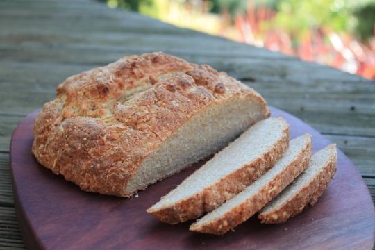 Cheddar Soda Bread