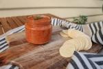 Rosemary, Roast Capsicum & Seed Dip