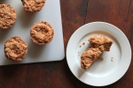 Apple Cheesecake Streusel Muffins